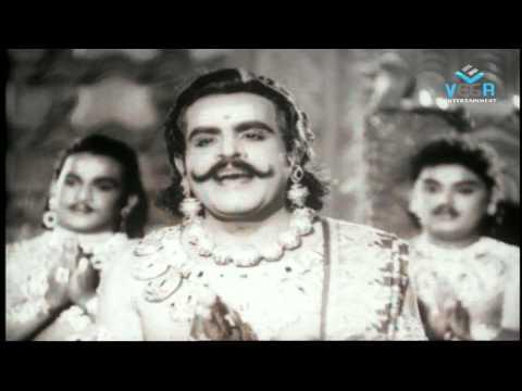 Thennaludaiya Sivane : CS Jayaraman Hit Song - Sivaji Ganeshan Hits - Sampoorna Ramayanam