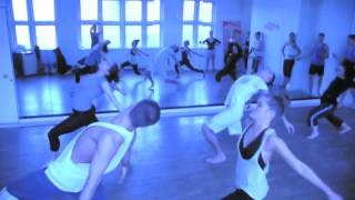 ARRIVAL OF THE BIRDS- cont/jazz routine