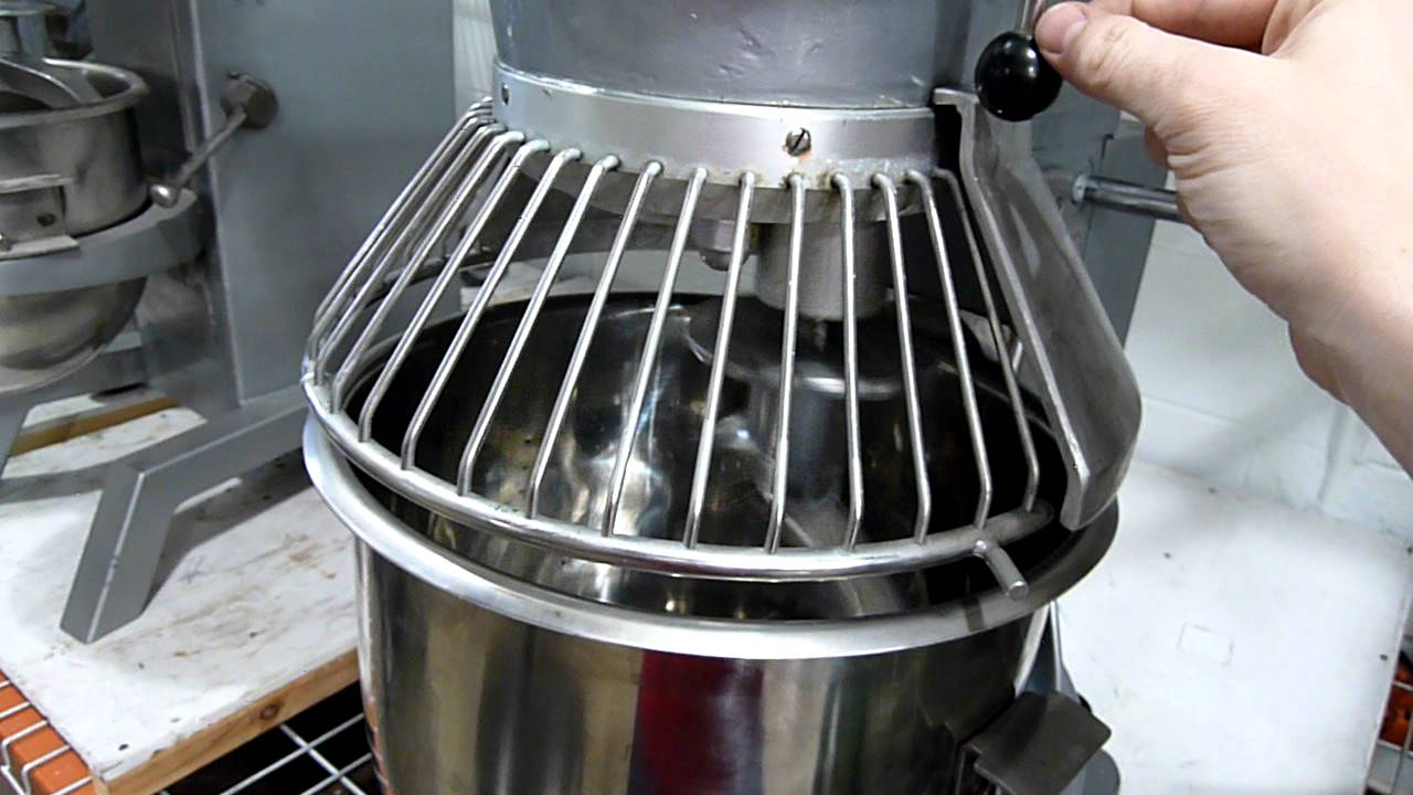 maxresdefault thunderbird arm 02 refurbished 20 quart mixer in action youtube  at webbmarketing.co