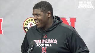 Nebraska Football: OL Jerald Foster on the Future of the Huskers' Offense