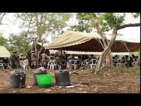 life on the edge | the dilemma of the white ant: Uganda war crimes