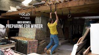 Rab: Preparing for Winter - Lock Off Training