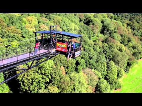 AJ Hackett Normandie - Promo Video