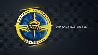 Logo KPPBC TMP B Balikpapan