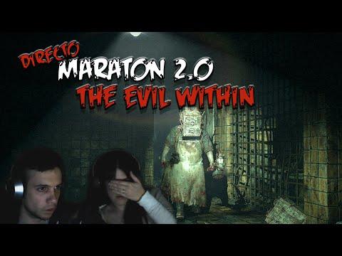 The Evil Within | Parte 8 | MARATÓN EN DIRECTO | QUE MIEDITO | LIVE 2.0