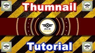 How to make Thumbnails | Tutorial | Photoshop CC