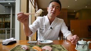 Sushi masterclass by Executive Chef & Manager Masanori Tomkikawa