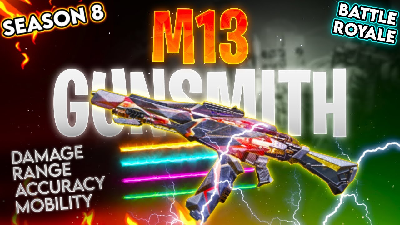 THE *NEW* M13 ASSAULT RIFLE IS… Call of Duty Mobile | Season 8