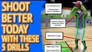 【籃球教學】 教你掌握完美的急停跳投