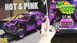 Pinksuma - Engine Ringing Sound | My Summer Car Experimental Update