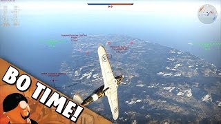 War Thunder - Mc.202s Over Malta