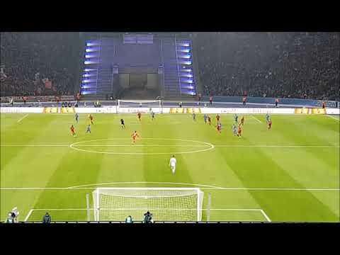 HERTHA Vs Bayern, 6 2 19 DFB POKAL  Mein Film