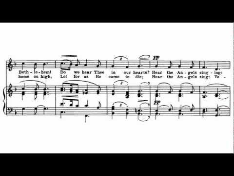 Charles Ives - A Christmas Carol