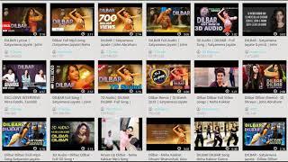 Download Mp3 Dilbar Satyameva Jayate Neha Kakkar   aman up dilbar   neha kakkar mp3 song download