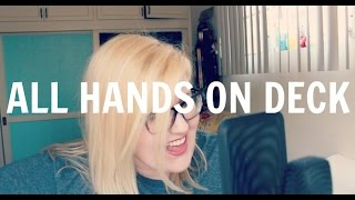 All Hands On Deck Tinashe  // Meghan Tonjes Cover