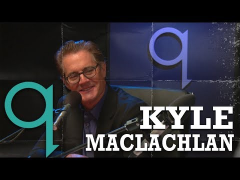 Kyle MacLachlin gets asked the ultimate Twin Peaks question