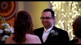 Heather and Zach: The Priory Hotel, Pittsburgh wedding
