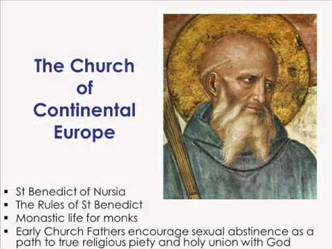 Early Medieval Continental Europe, 500s-900sAD