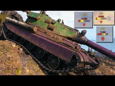 60TP Lewandowskiego - 152 mm DAMAGE DEALER - World of Tanks Gameplay thumbnail