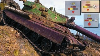 60TP Lewandowskiego - 152 mm DAMAGE DEALER - World of Tanks Gameplay