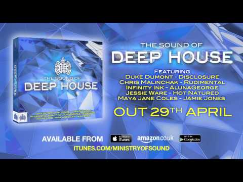 The Sound of Deep House Minimix (Ministry of Sound UK) (Out Now)