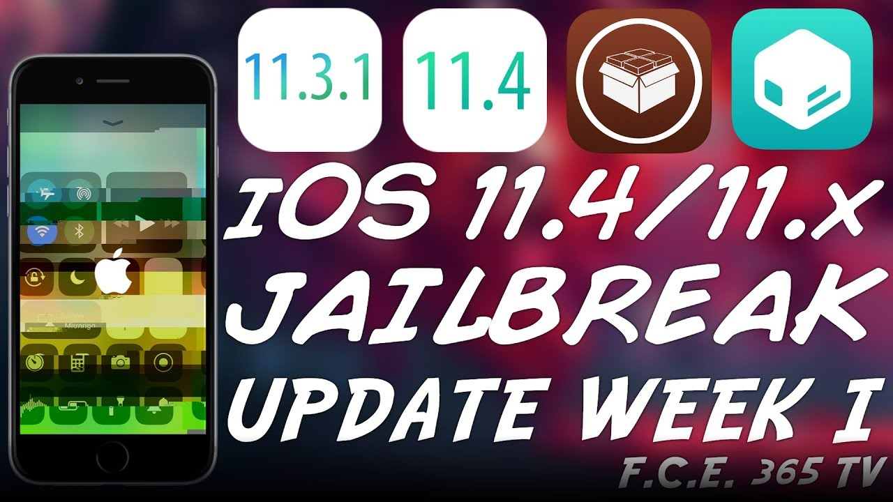 iOS 11 4 x/11 x JAILBREAK UPDATE / NEWS AUGUST WEEK 1 (Sileo