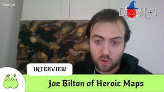 Heroic Maps Interview