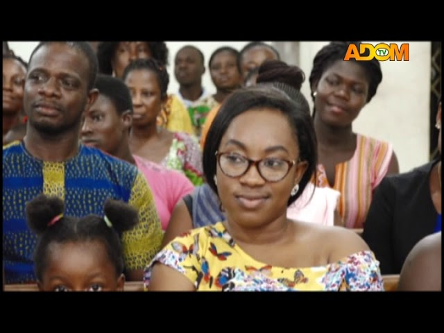 Significance of traditional marriage - Awaresem on Adom TV (25-9-18)
