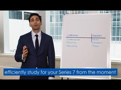 Series 7 Exam Study Timeline
