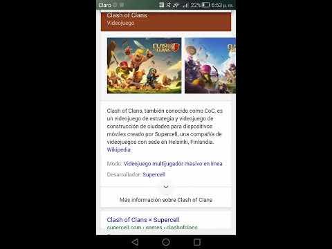 Descargar Clash Of Clans Gratis Para Android