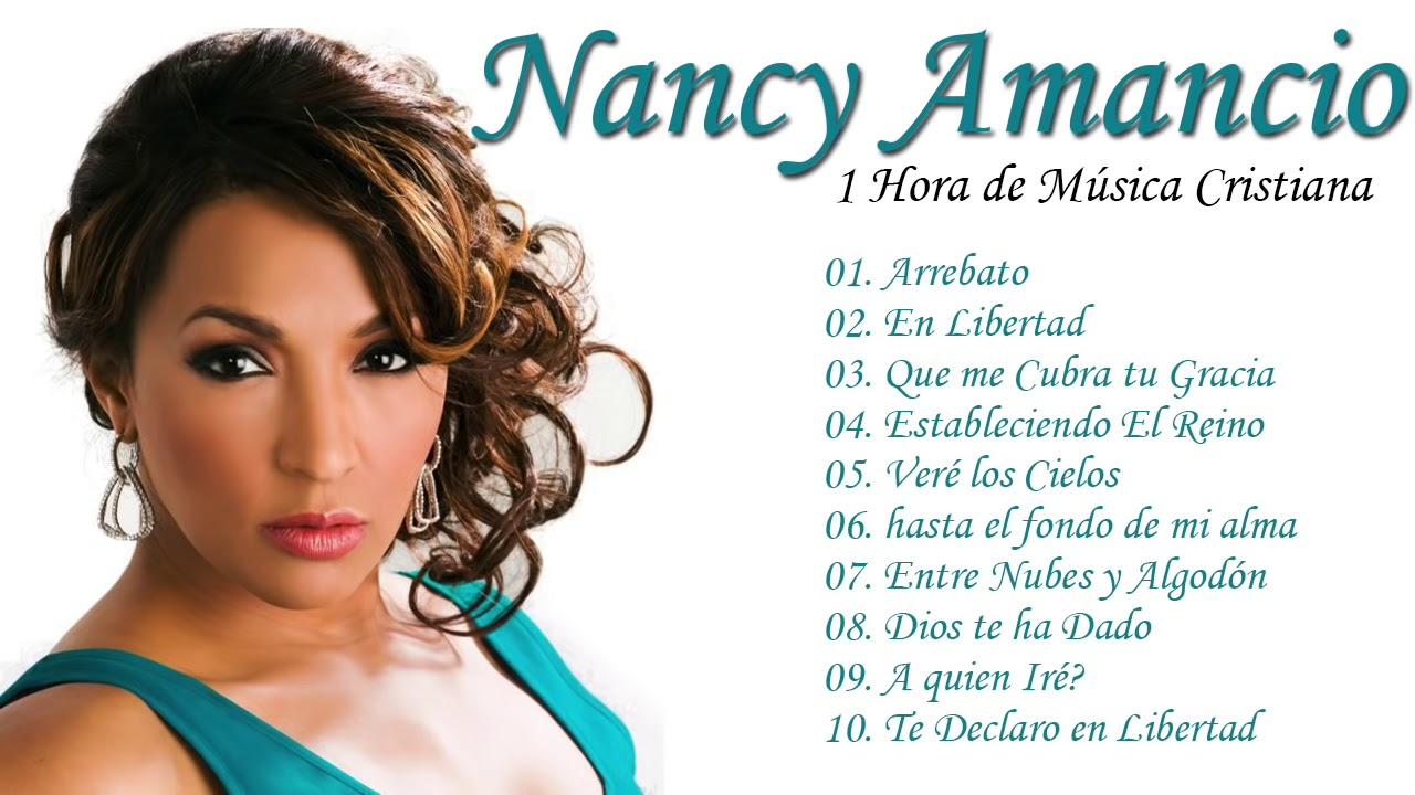 gratis album un toque de fe de nancy amancio