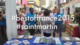 Saint-Martin at Best of France 2015