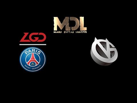 PSG.LGD vs VG MDL Changsha Highlights Dota 2