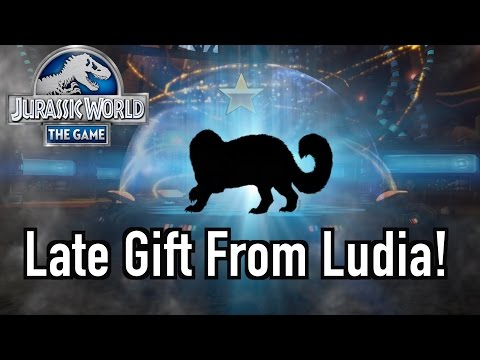 Late Gift From Ludia!! | Rarity Rumble! || Jurassic World - The Game