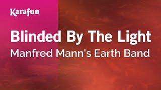 Karaoke Blinded By The Light - Manfred Mann