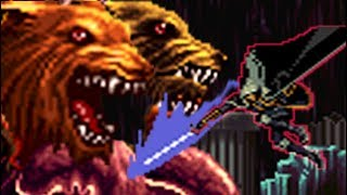 Castlevania Symphony of the Night (PS1) All Bosses (No Damage)
