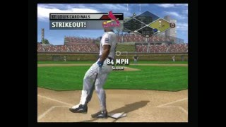 MVP BASEBALL 2004 Full Game Cubs vs. Cardinals w/ WALKOFF HOMERUN