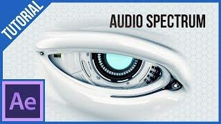 Espectro de Audio en un Ojo con After Effects || Tutorial