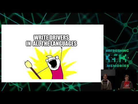 35C3 - Safe and Secure Drivers in High-Level Languages