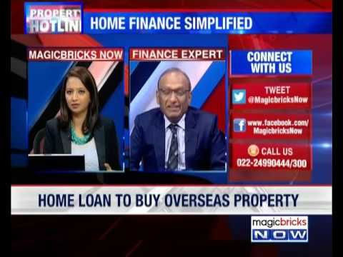 Can we avail loan for property purchase in abroad?- Property Hotline