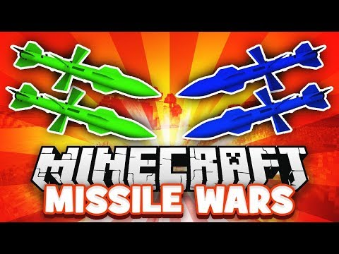 INSANE PLAYS! - Minecraft MISSILE WARS