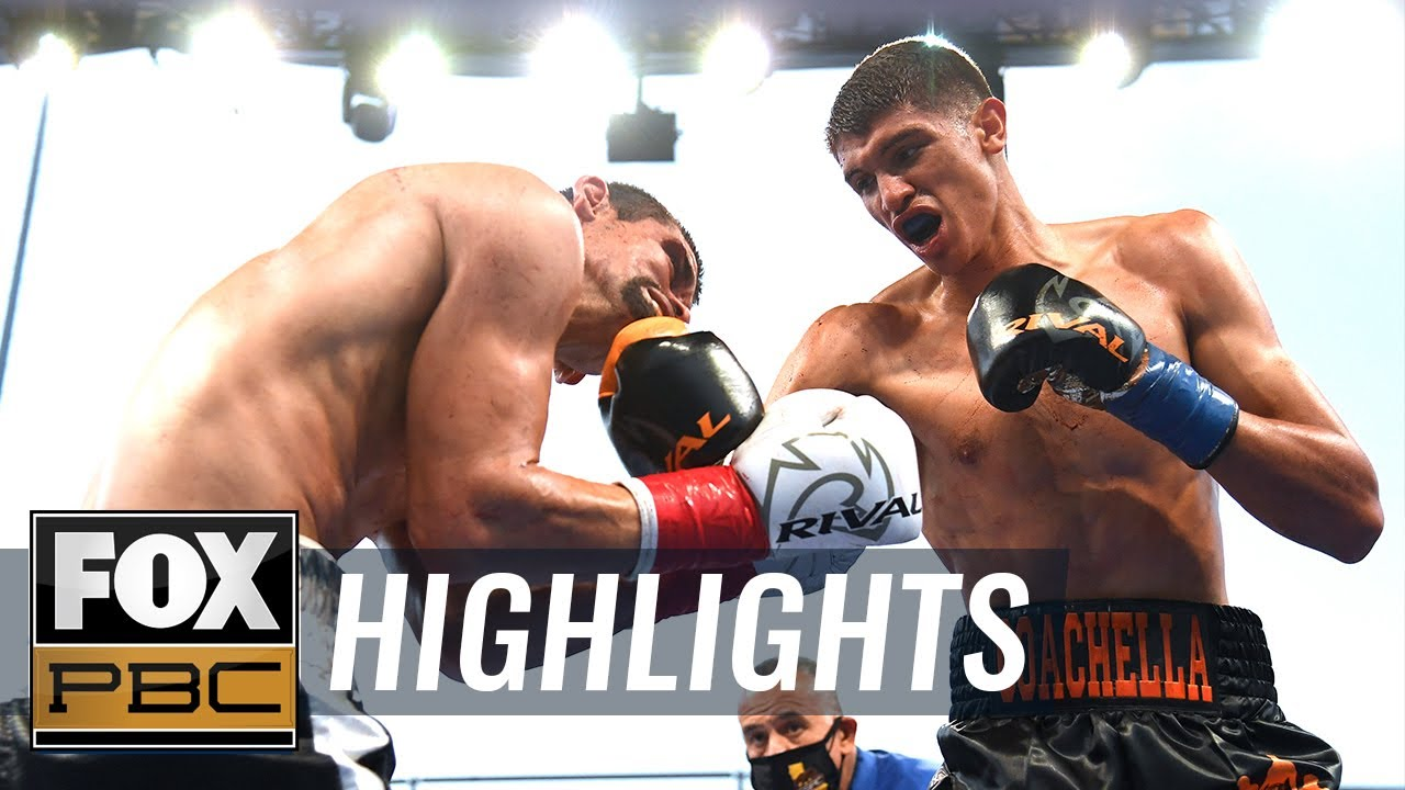 Andy Ruiz vs. Chris Arreola Fight Card: 1st Look at Best of the Rest   HIGHLIGHTS   PBC ON FOX