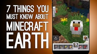Minecraft Earth: 7 Things You Need to Know (Pokemon Go + AR Minecraft!)