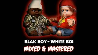 "Blak Boy White Boi - 22-Punch Up Your Face remix - ""Mixed & Mastered"""