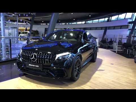 Встречайте Mercedes AMG GLC63S Coupe уже в России