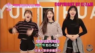 [中字] Produce48 EP1 樂華娛樂的崔藝娜王怡人金詩炫登場