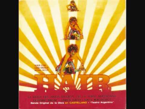 Tengo vida (musical Hair - Argentina 1971)