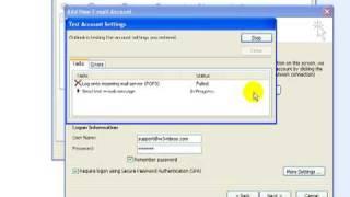How to Setup Outlook 2007