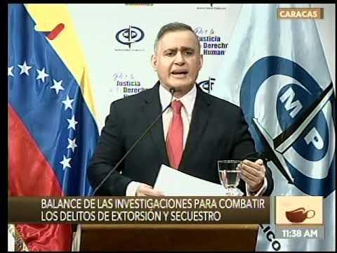 Fiscal Tarek William Saab, rueda de prensa: Se solidariza con pueblo de Chile