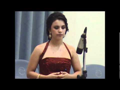 Sunamis Hdez  Recital de Canto 89